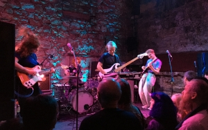 Pip Blom, The Caves, Edinburgh