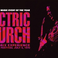 Jimi Hendrix : Electric Church, Everyman Cinema, London