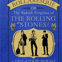 Book Review And Giveaway : Rollaresque By Simon Goddard