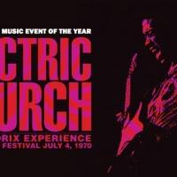 Jimi Hendrix : Electric Church, Everyman Cinema, London